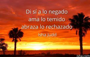 Isha – Frase del dia 21