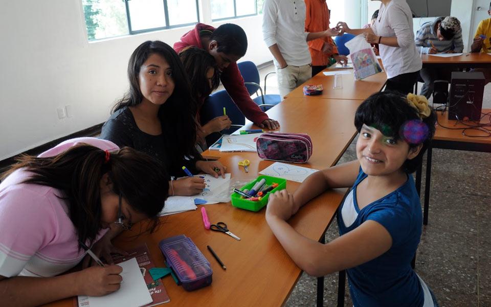 Isha - Fundacion Isha Aldeas Infantiles 2