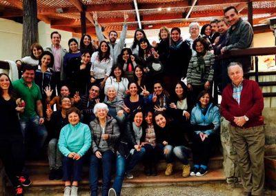Hermosa jornada en Olmué, Chile y próximas actividades!
