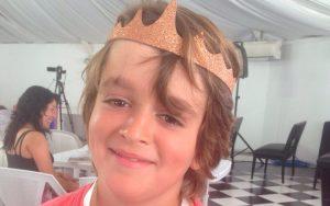Isha – Niños asistentes al retiro 2