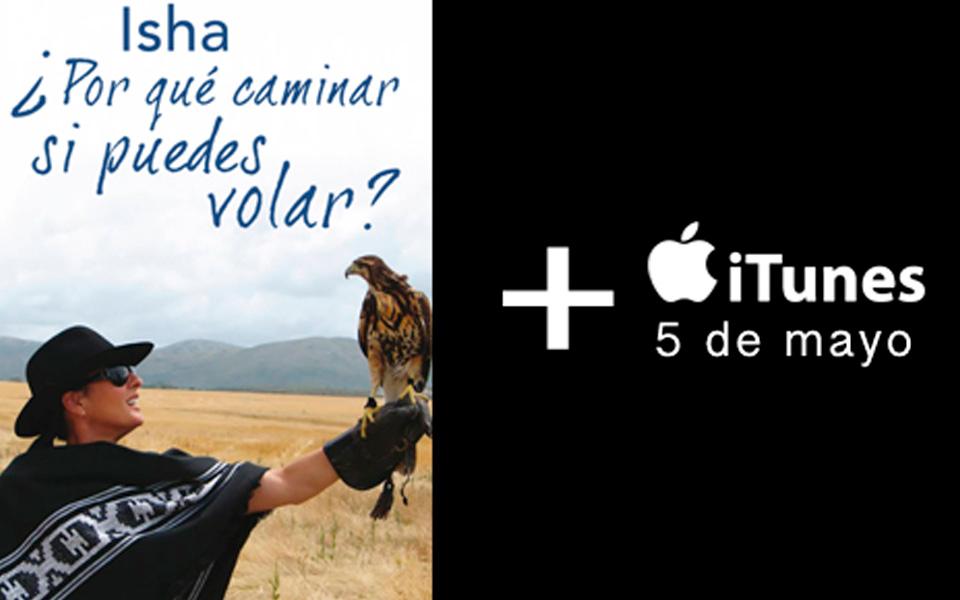 ¿Por qué caminar si puedes volar? La película en iTunes…Disfrútala!