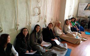 Isha – Taller Seminario Jornada Practica Rosario Argentina 1