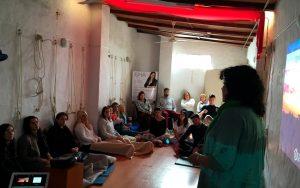 Isha – Taller Seminario Jornada Practica Rosario Argentina 2