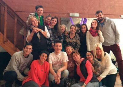 Taller Seminario y Jornada de Práctica en Rosario-Argentina