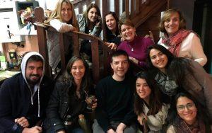 Isha – Taller Seminario Jornada Practica Rosario Argentina 5