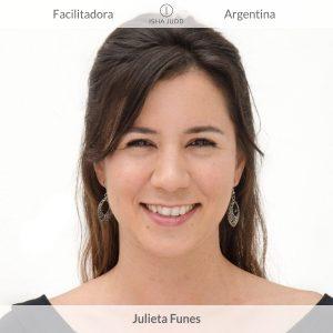 Facilitadora – Isha Judd Argentina Julieta Funes