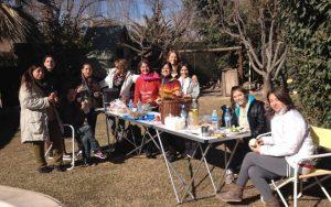 Isha – Actividades con estudiantes Isha
