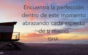 Isha – Frase del día 279