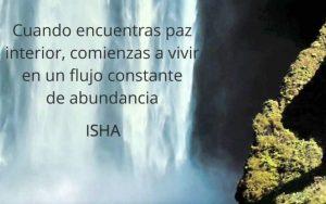 Isha – Frase del día 318