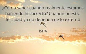 Isha – Frase del día 334