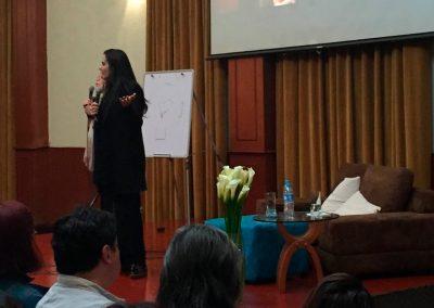 Isha - Hermoso seminario con Isha en Mexico