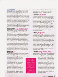 Isha – Revista Chile