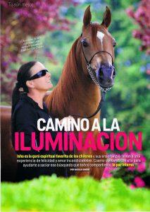 Isha – Revista Chile 1