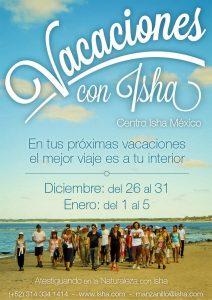 Isha – Vacaciones