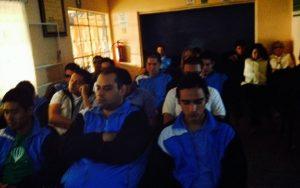 Isha – labor social centro rehabilitacion