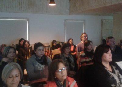 Isha - seminario de isha en curico - 1