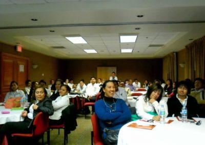 Isha - seminario gratuito a maestros 2