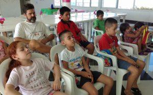 Isha – taller padres e hijos 3