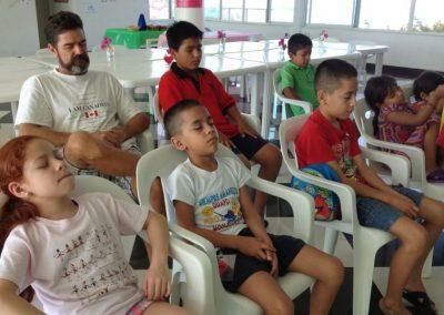 Isha - taller padres e hijos 3