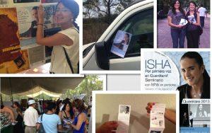 Isha – a solo días de la llegada de isha 3