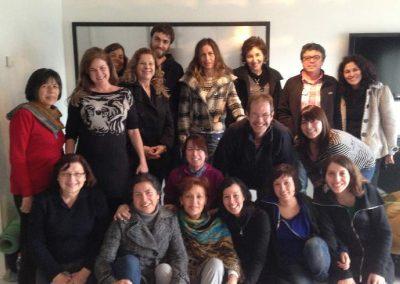 Isha - actividades en santiago chile