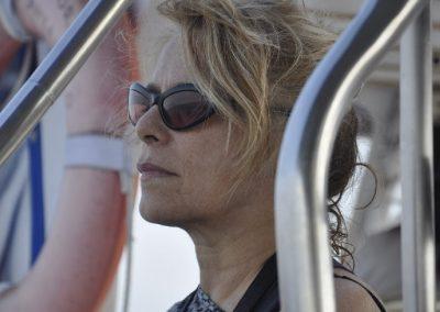 Isha - atestiguando en el mar con isha2ac