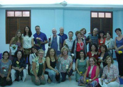 Isha - brasil seminario en salvador 2