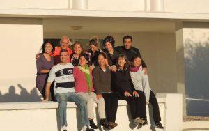 Isha – cuatro semanas en la i uruguay 2