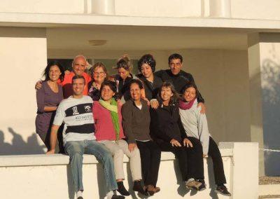 Isha - cuatro semanas en la i uruguay 2