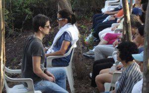 Isha – en México atestiguando 2