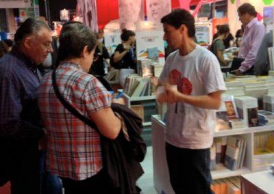 Isha - feria del libro conferencia gratuita 2