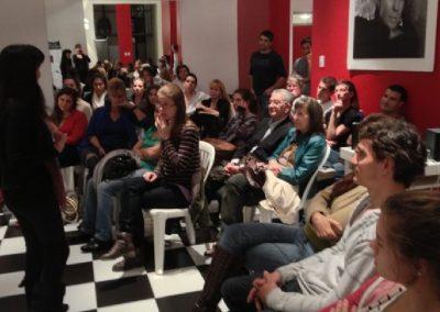 Isha - feria del libro conferencia gratuita 6