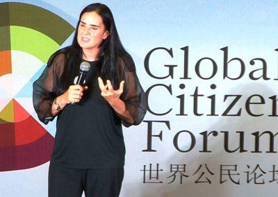 Isha - global citizen forum china 2