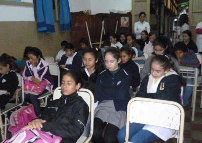 Isha - labor social santa teresa misiones 1