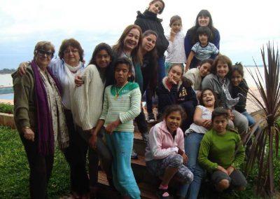 Isha - labor social santa teresa misiones 2