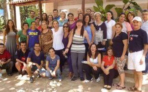 Isha – paraguay inicio de programa
