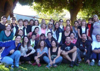 Isha - paraguay inicio de programa 1
