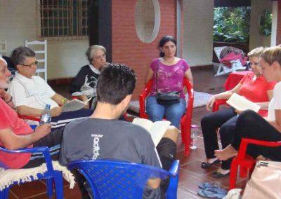 Isha - paraguay inicio de programa 3