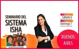Isha – Seminario Buenos Aires
