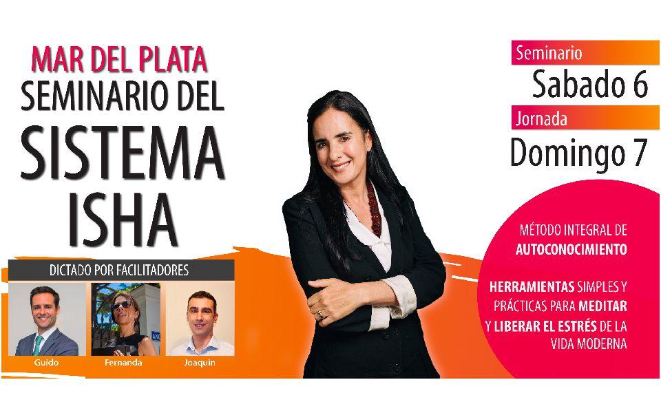 Seminario y Jornada Mar del Plata 6 y 7 de Octubre