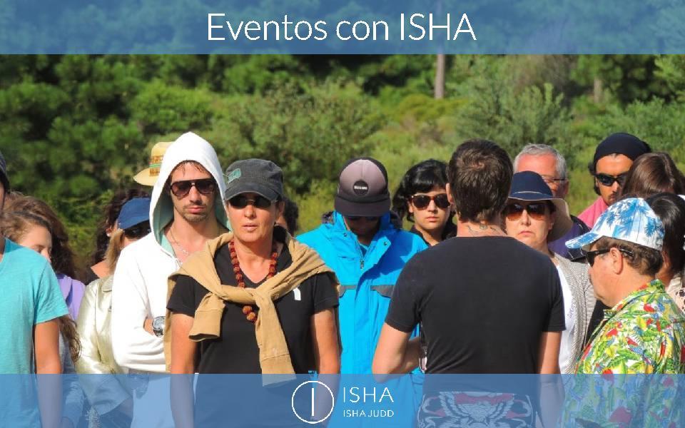 Eventos con Isha