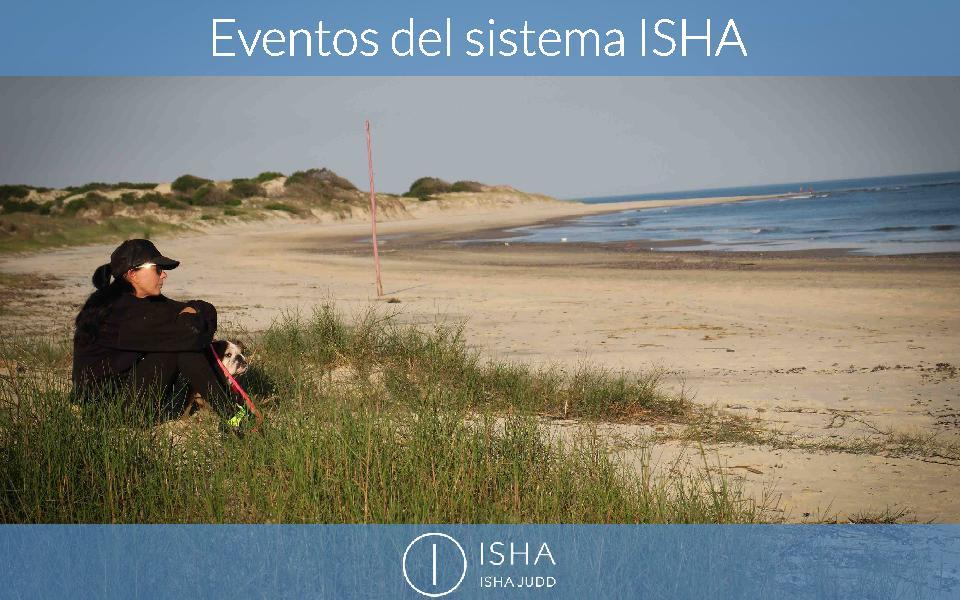 Eventos del Sistema Isha