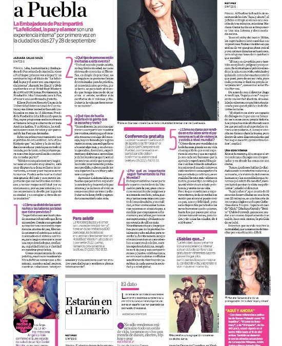 Diario Síntesis, Puebla, México